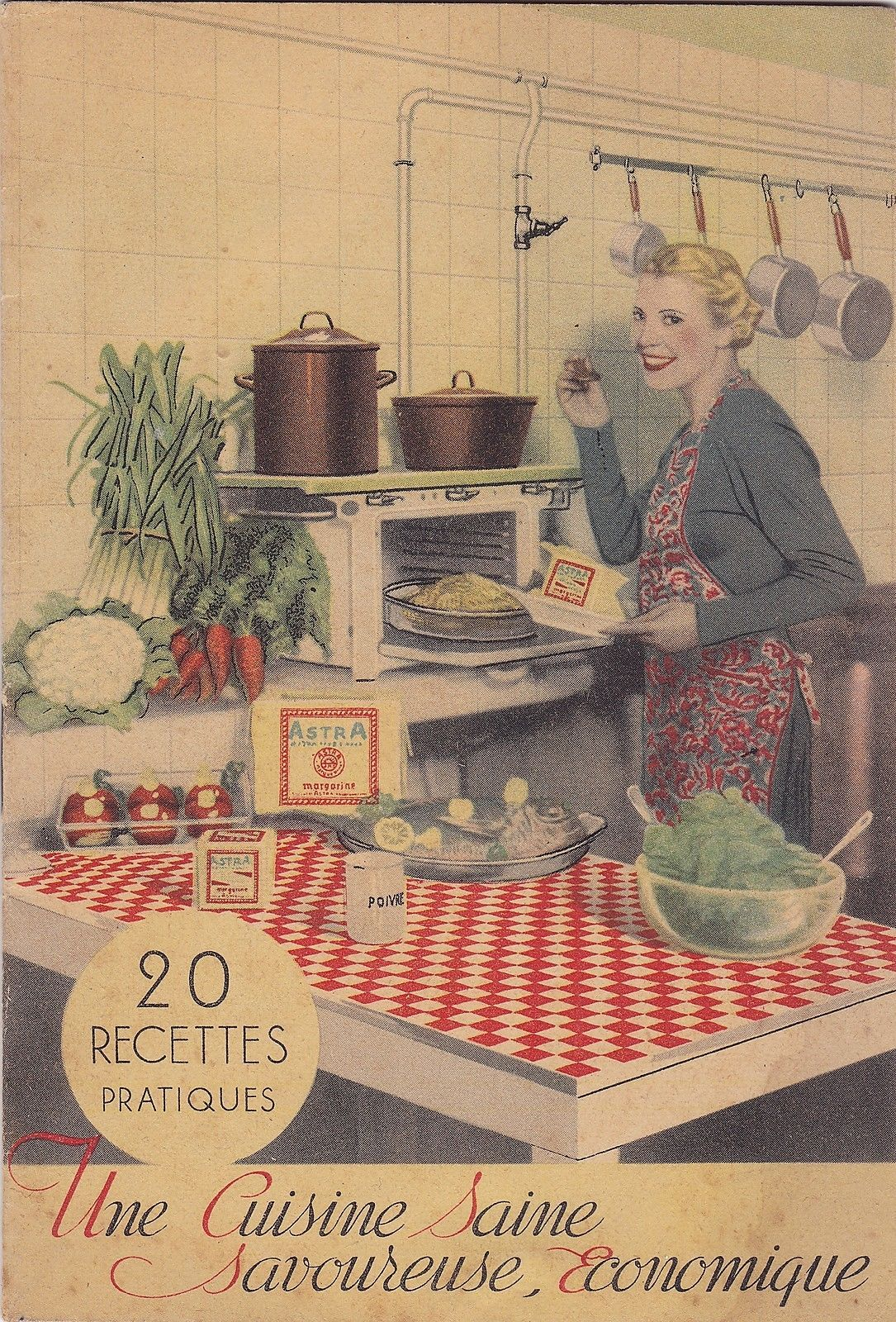 Image result for french vintage cooking