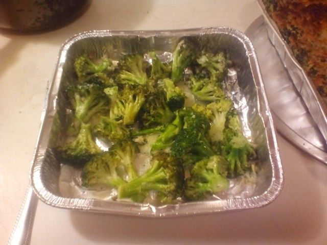 """""""The Best Broccoli"""" It was delicious! The only alteration I did was add half a packet of dry ranch seasoning mix. Will be making this again :-)"""
