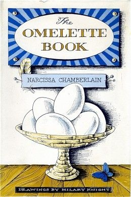 neat little book on how to make good little (a.k.a. French) omelettes