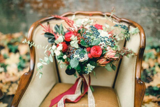 75 fotos de buquês de noiva mais lindos e estilosos que você já viu! Image: 1
