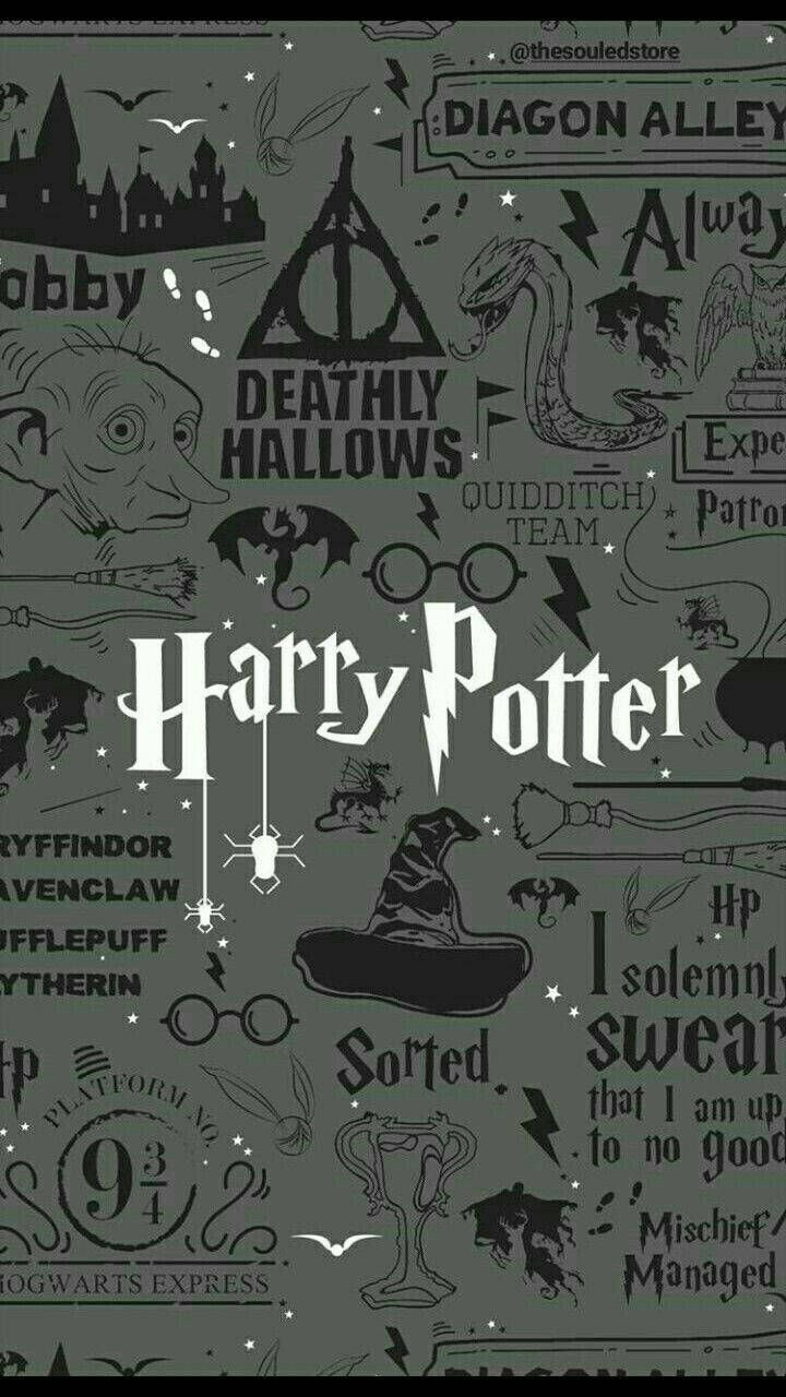 Harry Potter  wallpaper by pineapple_00 - 29 - Free on ZEDGE™