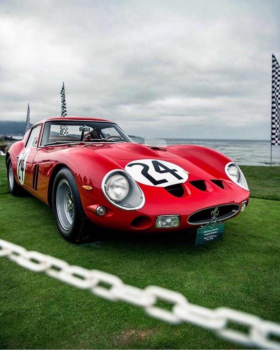 1963 Ferrari 250 Gto Scaglietti Berlinetta Lhd 2 Fender Vents