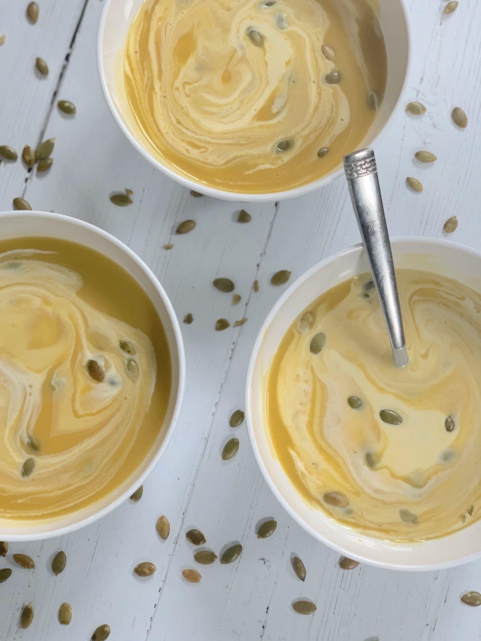 Low Point Butternut Squash Soup Recipe Butternut