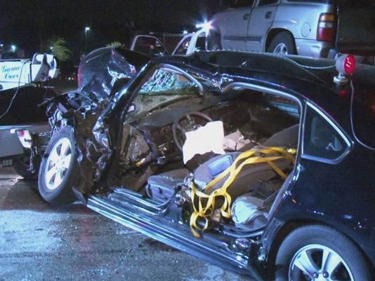 Driver airlifted to hospital after 3-vehicle accident on FM