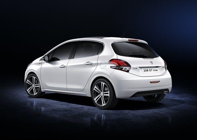 2016 Peugeot 208 Design Peugeot