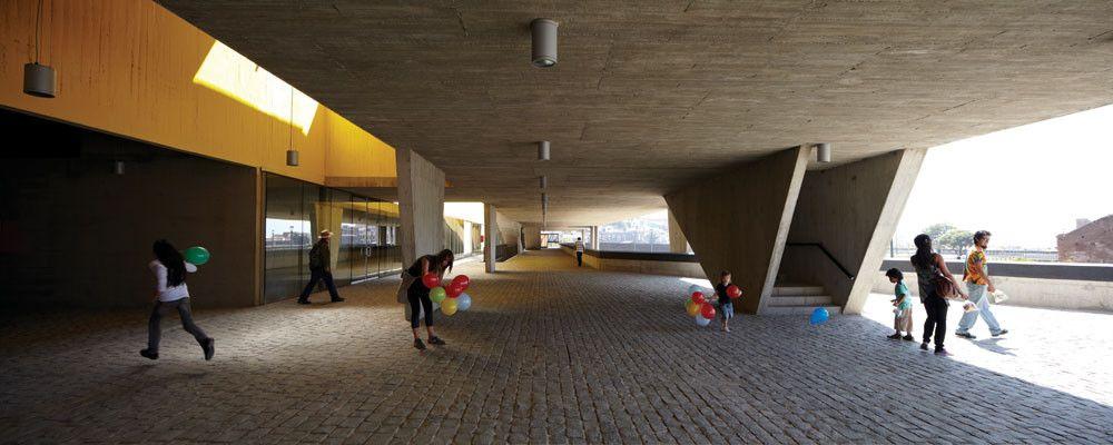 Galeria - Parque Cultural Valparaíso / HLPS - 12
