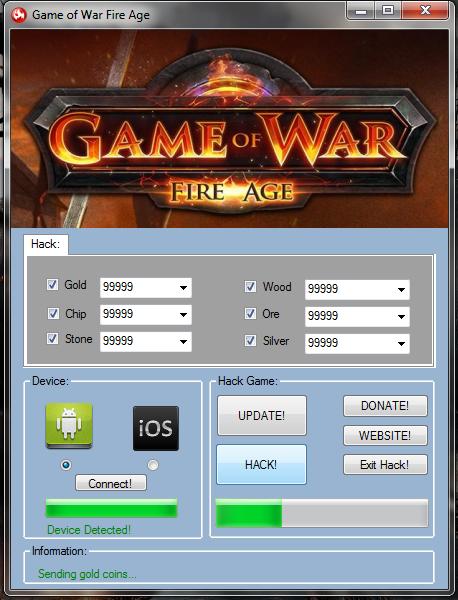 Download <b>Game Of War</b> Fire Age working. New <b>cheats</b>: <b>Game Of War</b> ...
