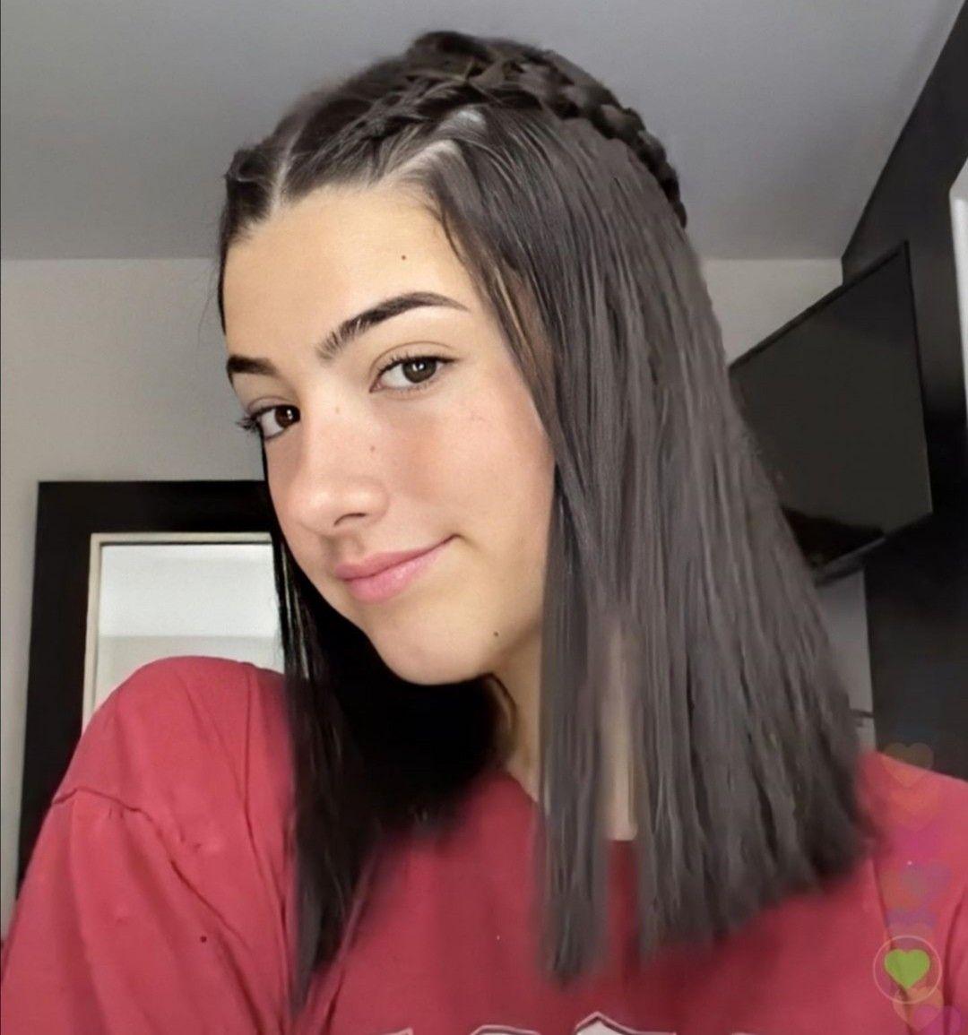 Charli D Amelio In 2020 Hair Inspo Color Hair Streaks Hair Color Streaks