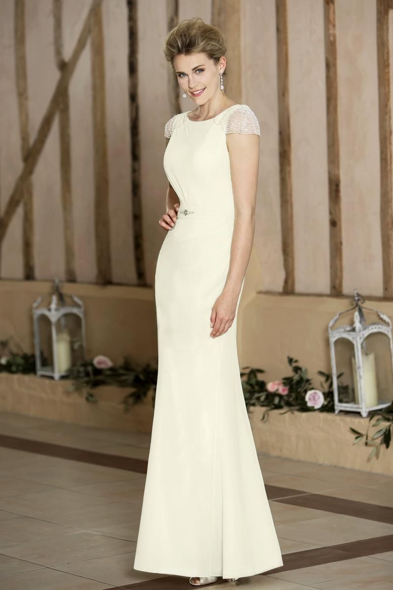 Leonie - This glamourous bridesmaid dress is new to the Luna ...