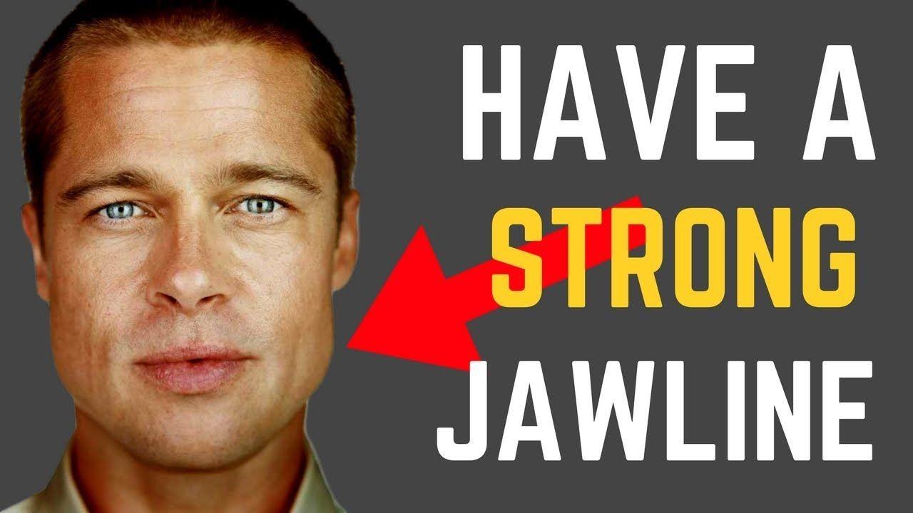 Defined jawline more 8 Ways