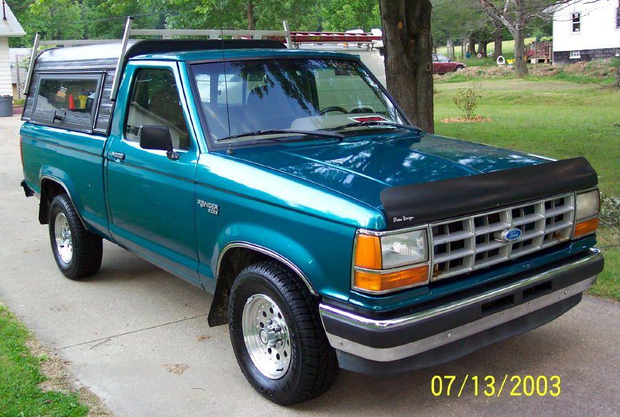 90 S Ford Ranger Small Pickups Trucks Mazda Bad