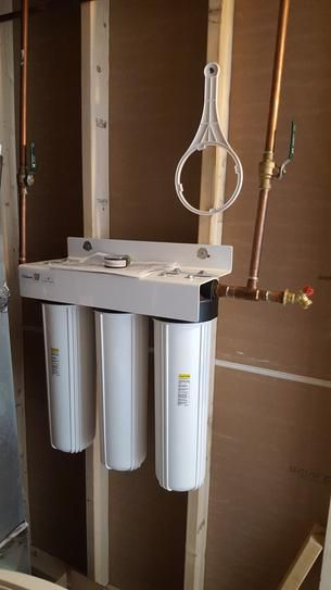 Perfect Water Technologies Home Master Whole House Three