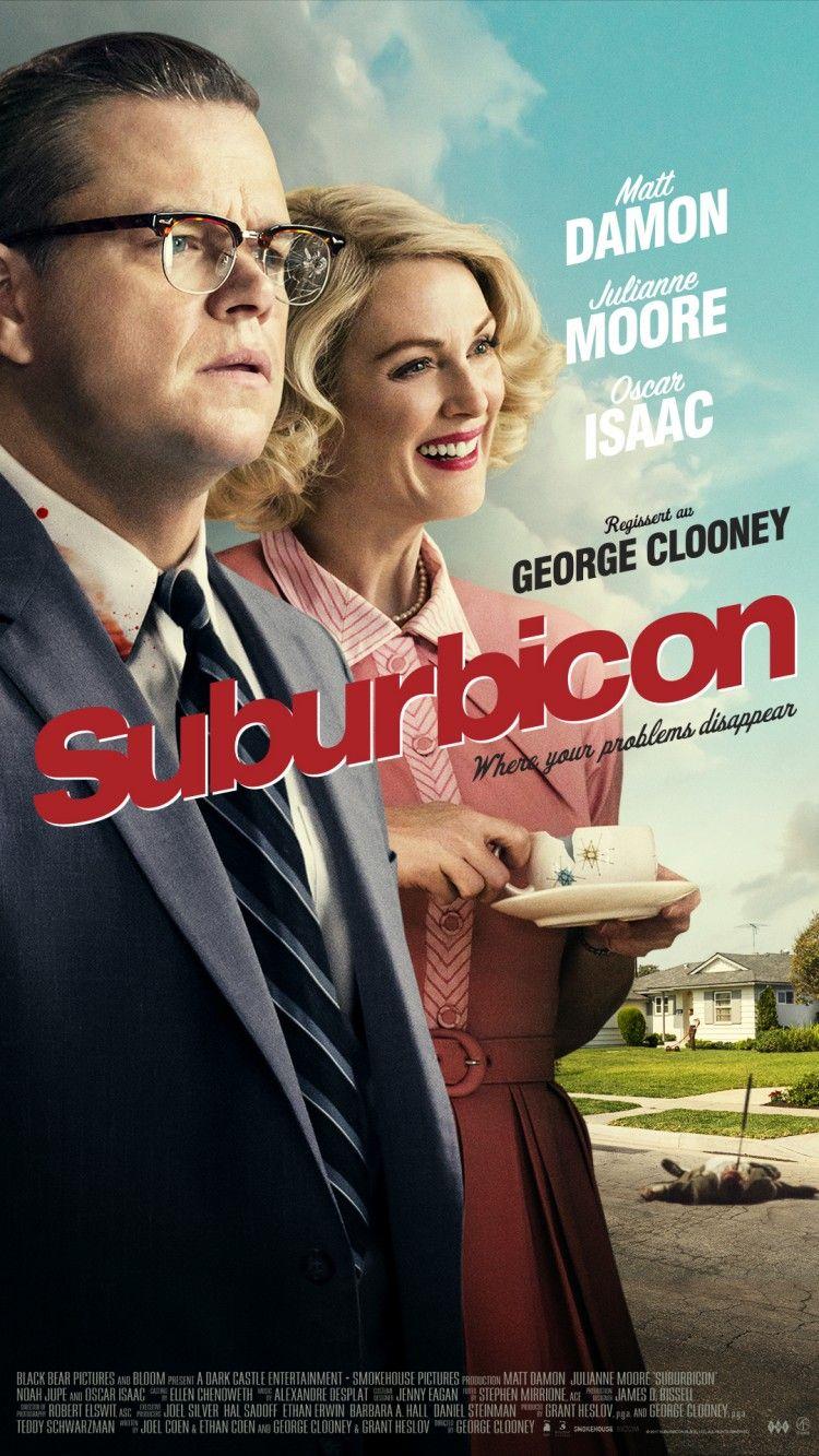 Suburbicon (2017) wow & whoa & what! nel 2019   Film indipendenti, Poster di film e Film