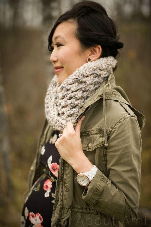 The Twist Cowl: FREE crochet pattern | Crocheting | Pinterest ...