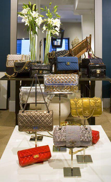 Luxe Handbag Display Ideas Google Search Handbag