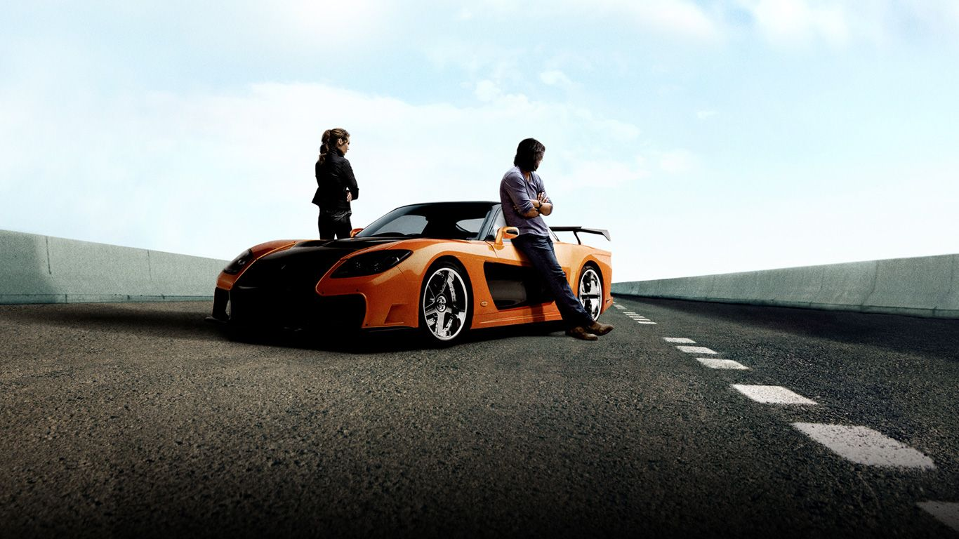 Fast and the Furious 6 Han Lue and Gisele Harabo Sung