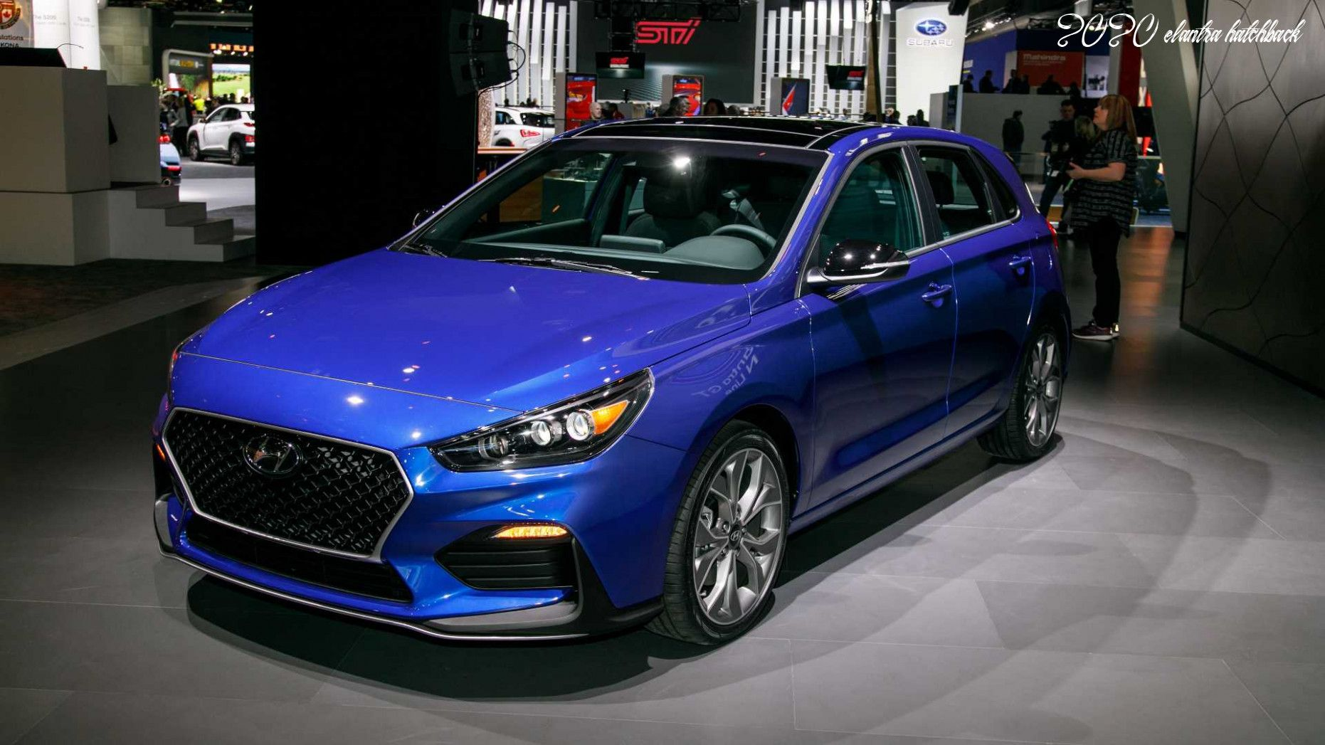 2020 Elantra Hatchback Ratings in 2020 Hyundai elantra