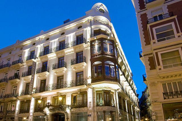 Vincci Palace Hoteles Valencia Y Fachadas