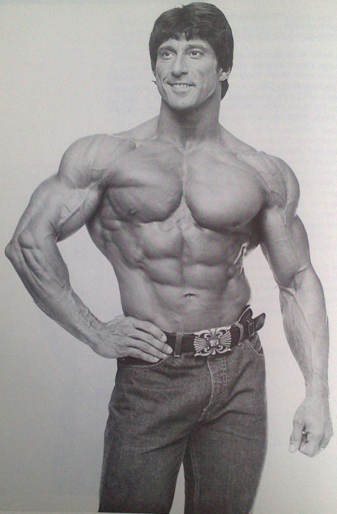 Mr. Olympia Frank Zane. #Fitness #Motivation #Photo | Body building ...