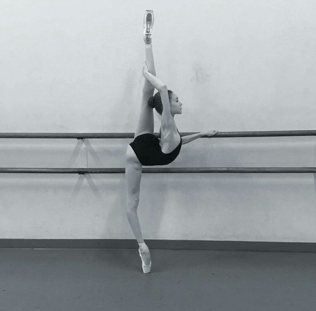 Pin Od Agata Na Balet