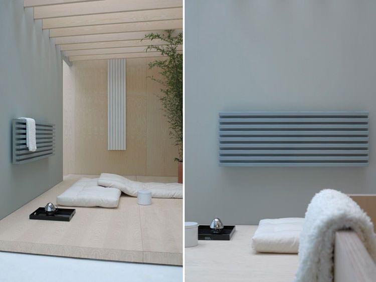 Termoarredo bagno dal design moderno bagni di for Termosifoni bagno design