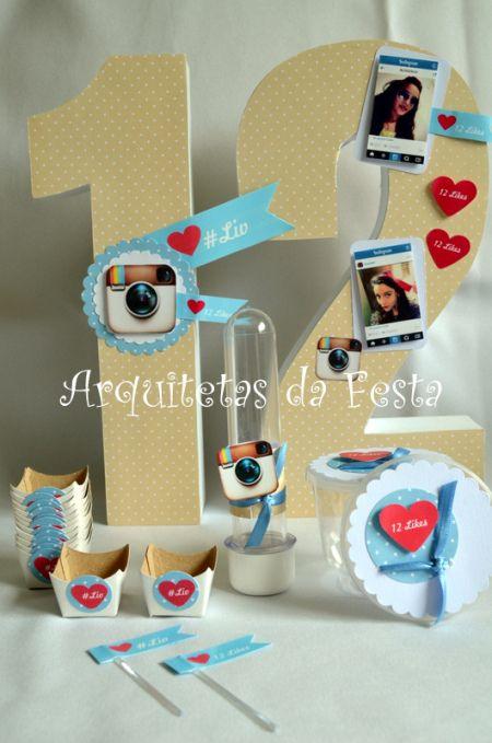 Kit de Festa Instagram - (Like?)