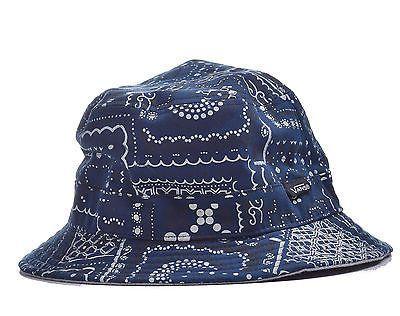 d984190a8ff Vans Off The Wall Men s Vandana Bucket Hat