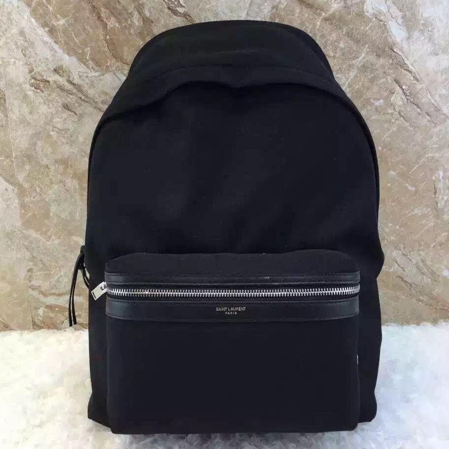 c32dcfe3f02e Saint Laurent City California Backpack 100% Authentic 80% Off