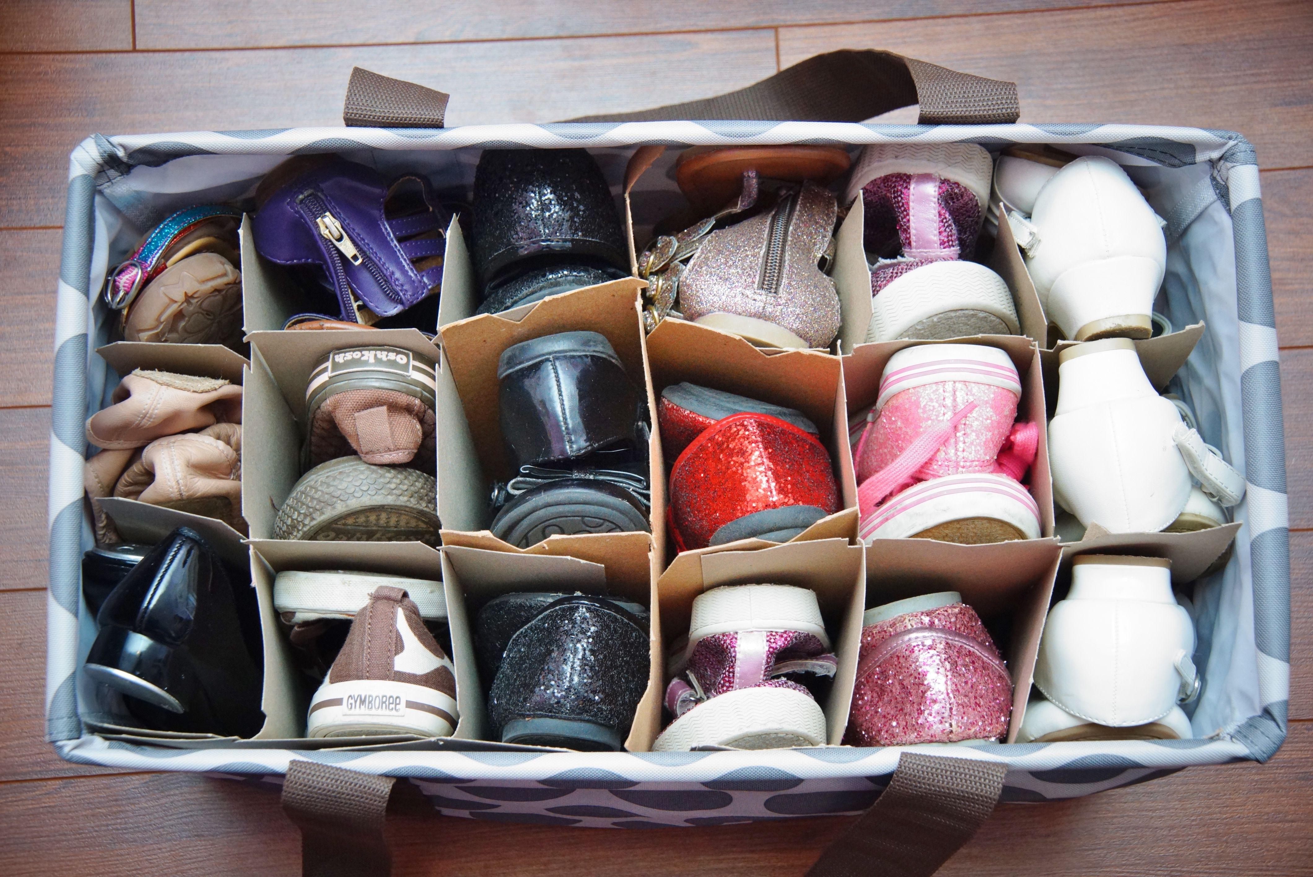 10 Smart Ways To Keep Shoes Tidy Diy Shoe Storage Shoe Clutter Shoe Organizer