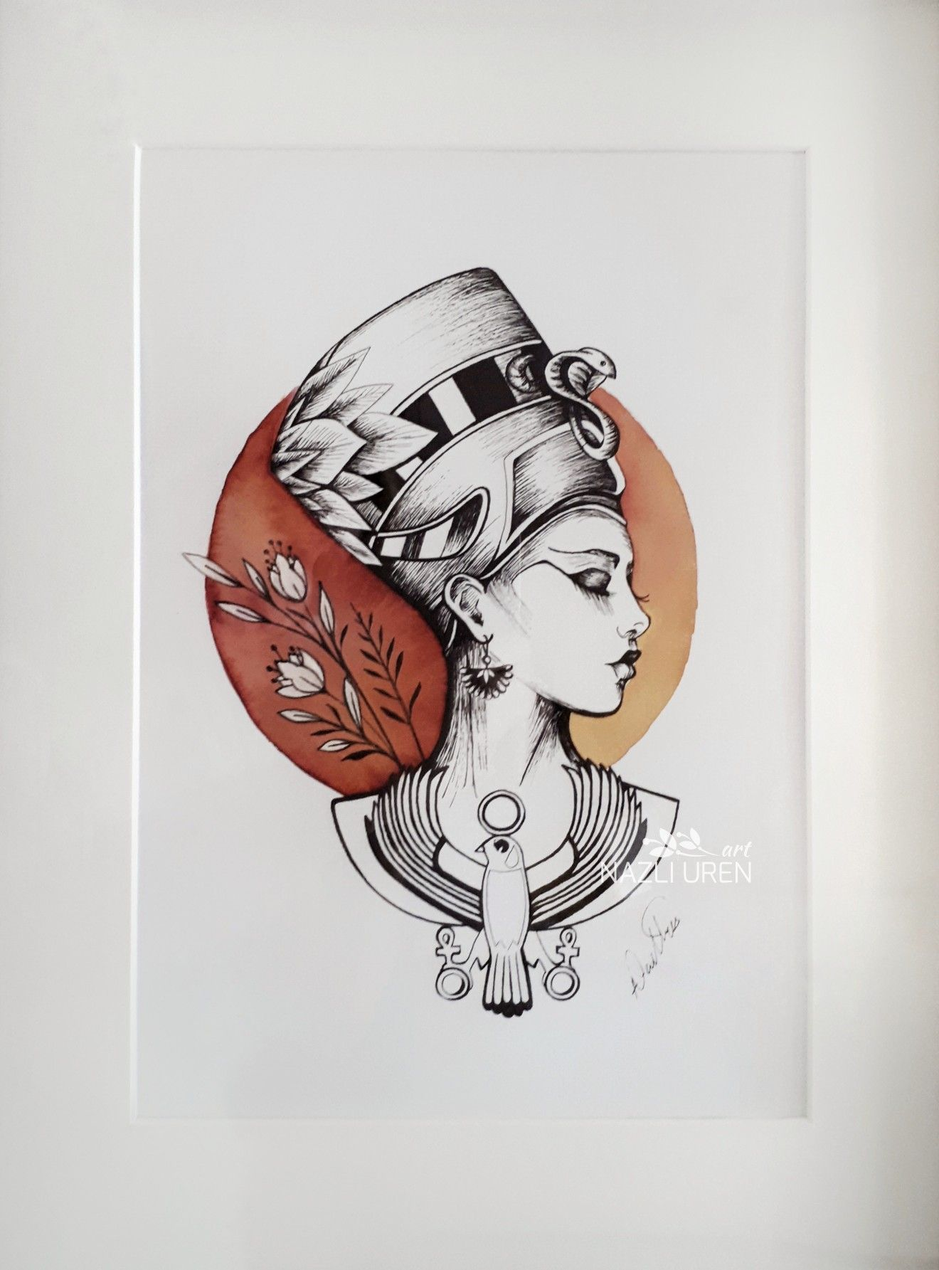 Nefertiti Nefertiti Tattoo Nefertiti Art Egyptian Tattoo