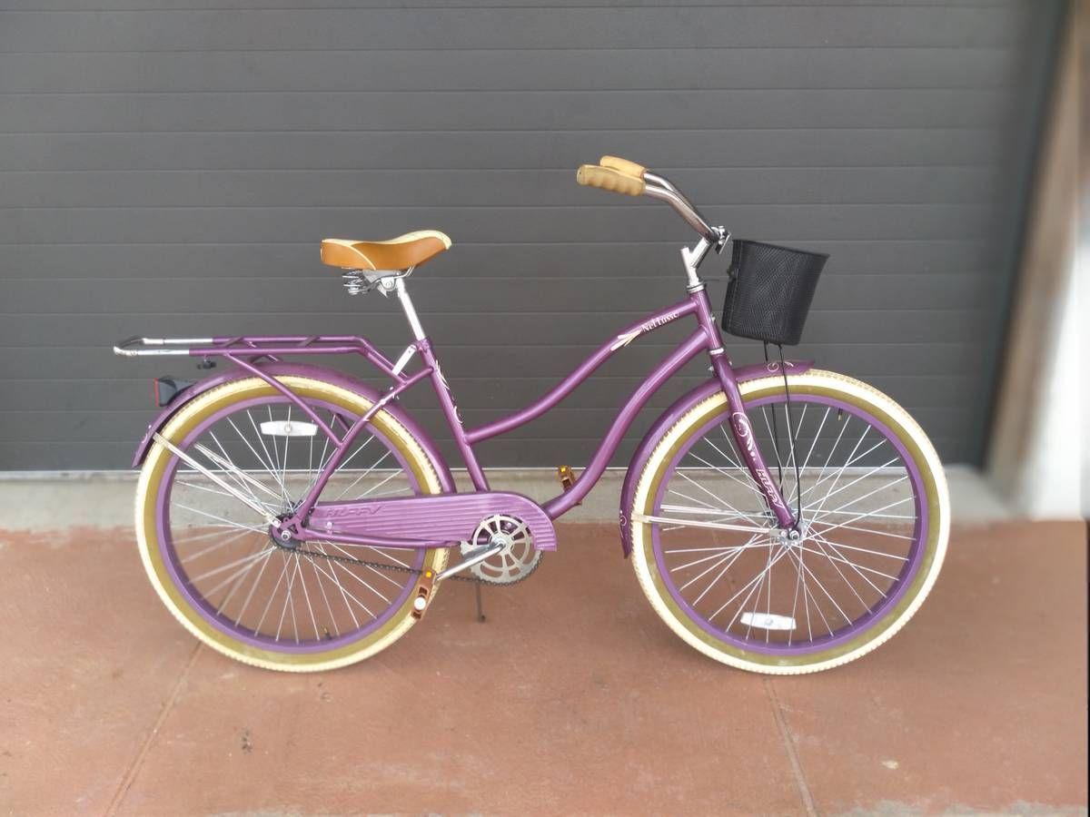26 Inch Huffy Women S Cruiser Bike For Sale Cruiser Bike Single