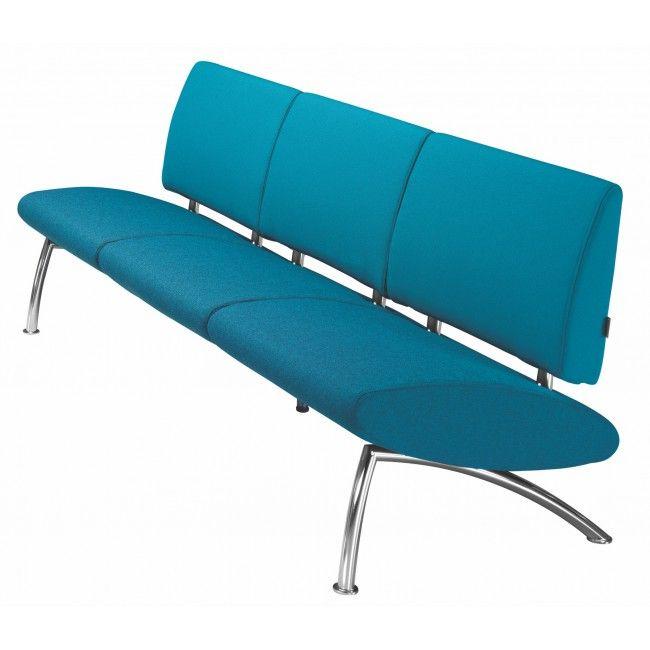 Aleta 3-zit - Zitbanken en sofas - Zitmeubelen - Kantoormeubelen