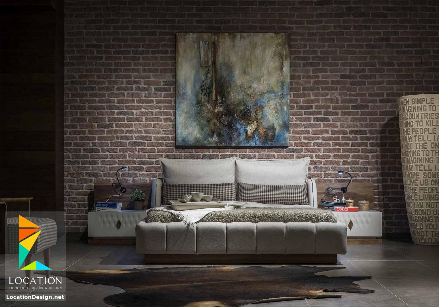احدث موديلات و اشكال غرف نوم تركي 2019 2020 Modern Bedroom Home Decor Furniture