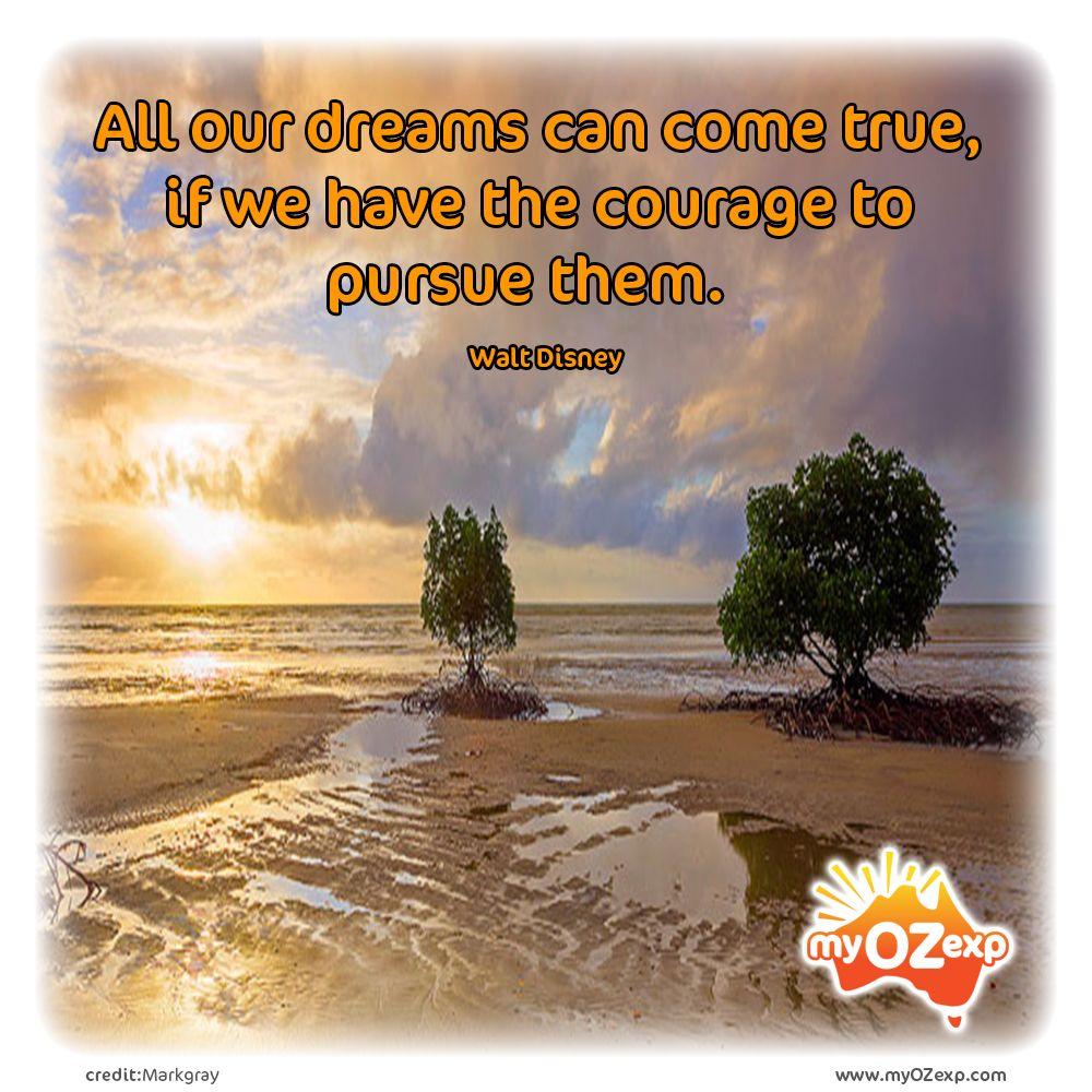 Quote of the day: Dream www.myozexp.com #quoteoftheday # ...