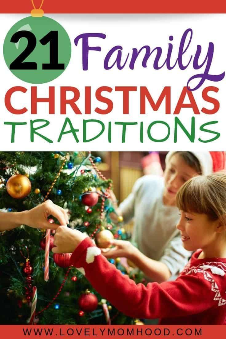 Here are 21 fun family Christmas traditions to start ...