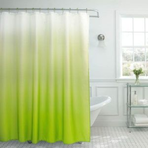 Lime Green Shower Curtain Sets