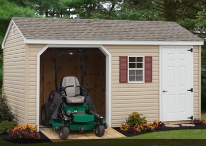 Sheds And Garages In West Chester, PA | Four Seasons Lawn And .