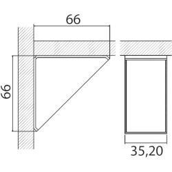 Led Unterbauleuchte Küche 2x4 W, Helligkeit regelbar, Key-45 mit Dimmer#2x4 #dimmer #helligkeit #key45 #küche #led #mit #regelbar #unterbauleuchte