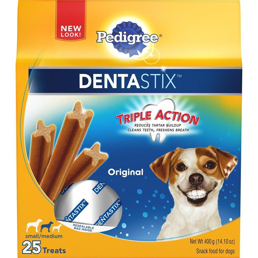 PEDIGREE Dentastix Small/Medium Dog Treats ** Check out