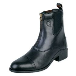 Ariat Heritage III Zip Men's Paddock $129.95    With upgraded full-grain leather and a moisture-wicking and breathable lining they will hold their own at the barn