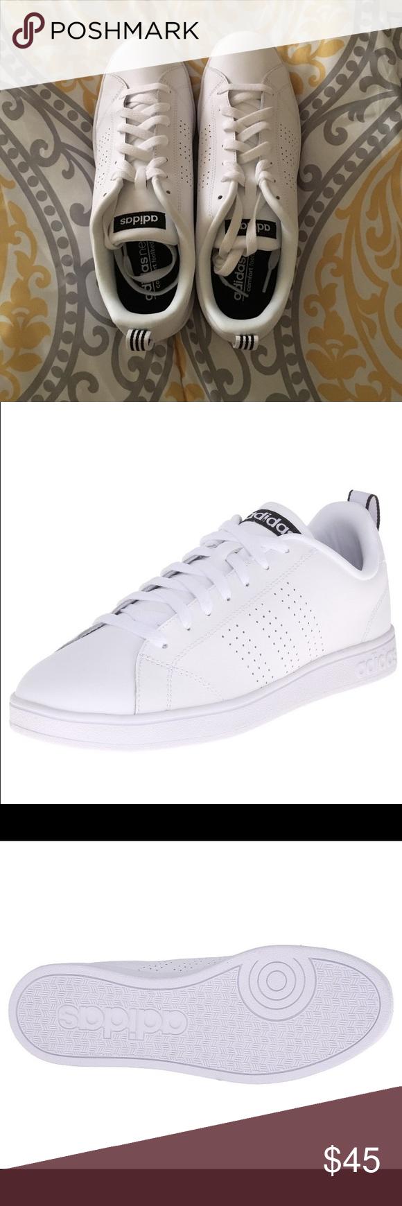 riservato a taylor m donne e 'tutto bianco neo adidas nwt adidas