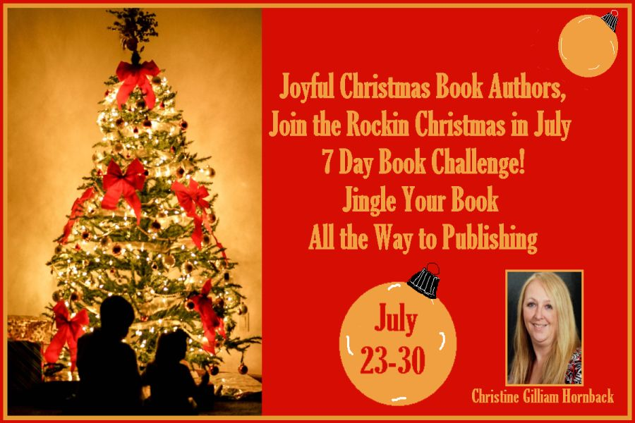Rockin Christmas Eve 2020 Rockin Christmas in July 7 Day Book Challenge in 2020 | Day book
