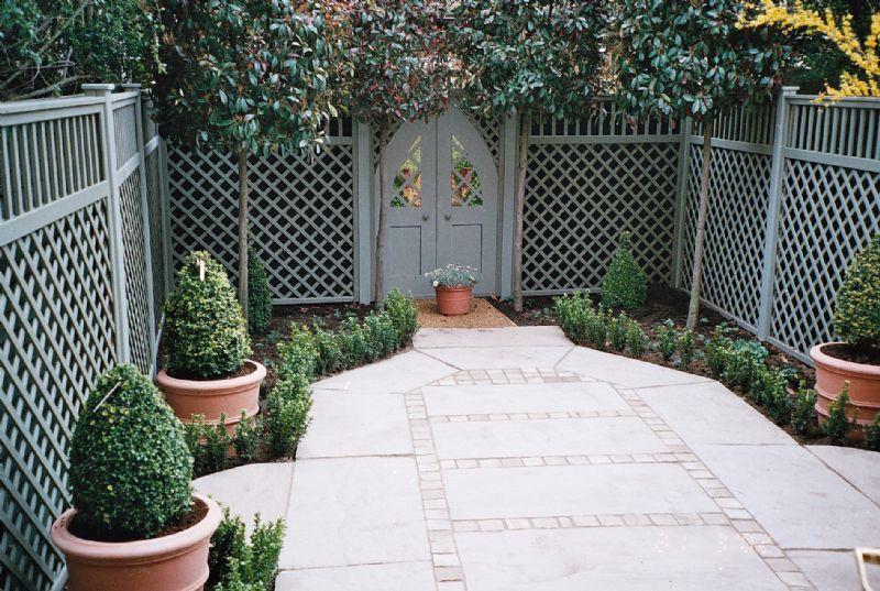 Landscaped Small Gardens - josael.com