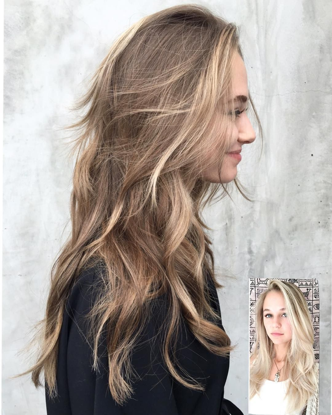Haircut How Do You Take A Highlighted Blonde Back To Her