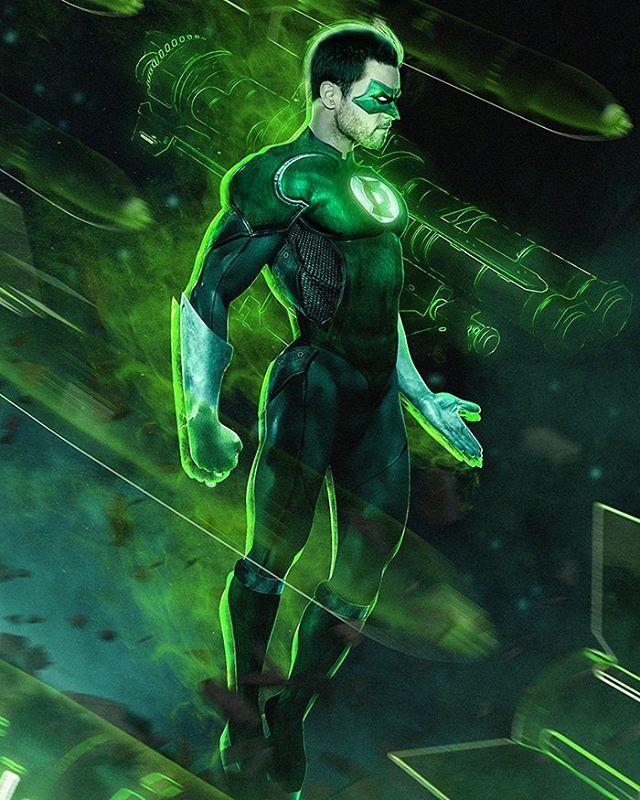 dan amboyer green lantern