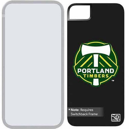 Portland Timbers Emblem Design on Apple iPhone 5SE/5s/5 Switchback Extra Backplate by Coveroo