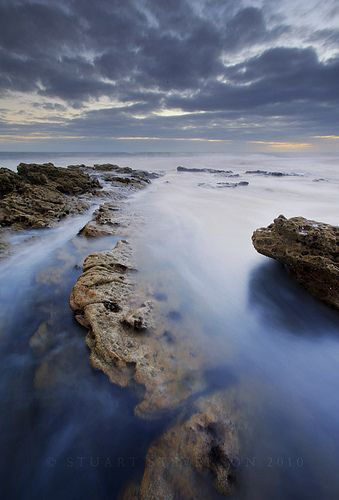 Seascape at Fife, Scotland