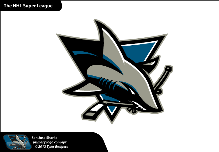 Best Custom Nhl Logo Concepts You Ve Seen Page 6 Hfboards Nhl Logos Logo Concept Animal Logo