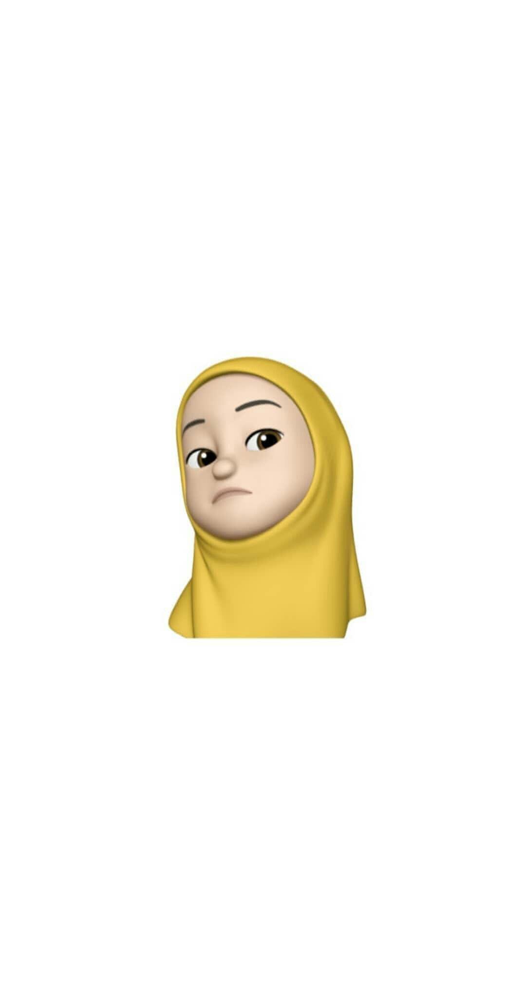 Emoji Animoji Emoji Iphone Hijab Cartoon Wallpaper Novocom Top