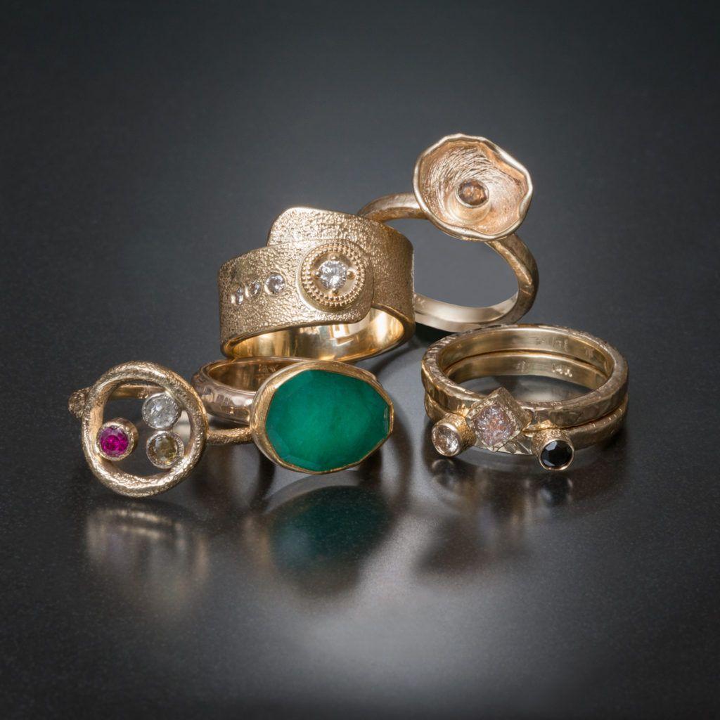 Gallery Elkin Jewelers in 2020 Steel jewelry, Jewels